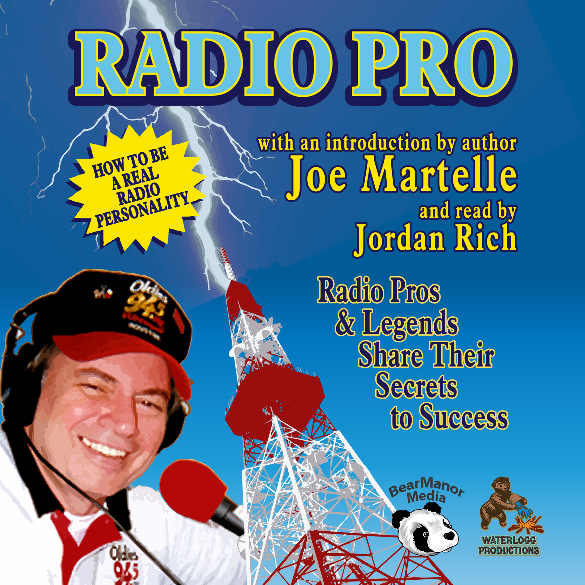 Printable Radio Pro: The Making of an On-Air Personality and What It Takes Audiobook Cover Art
