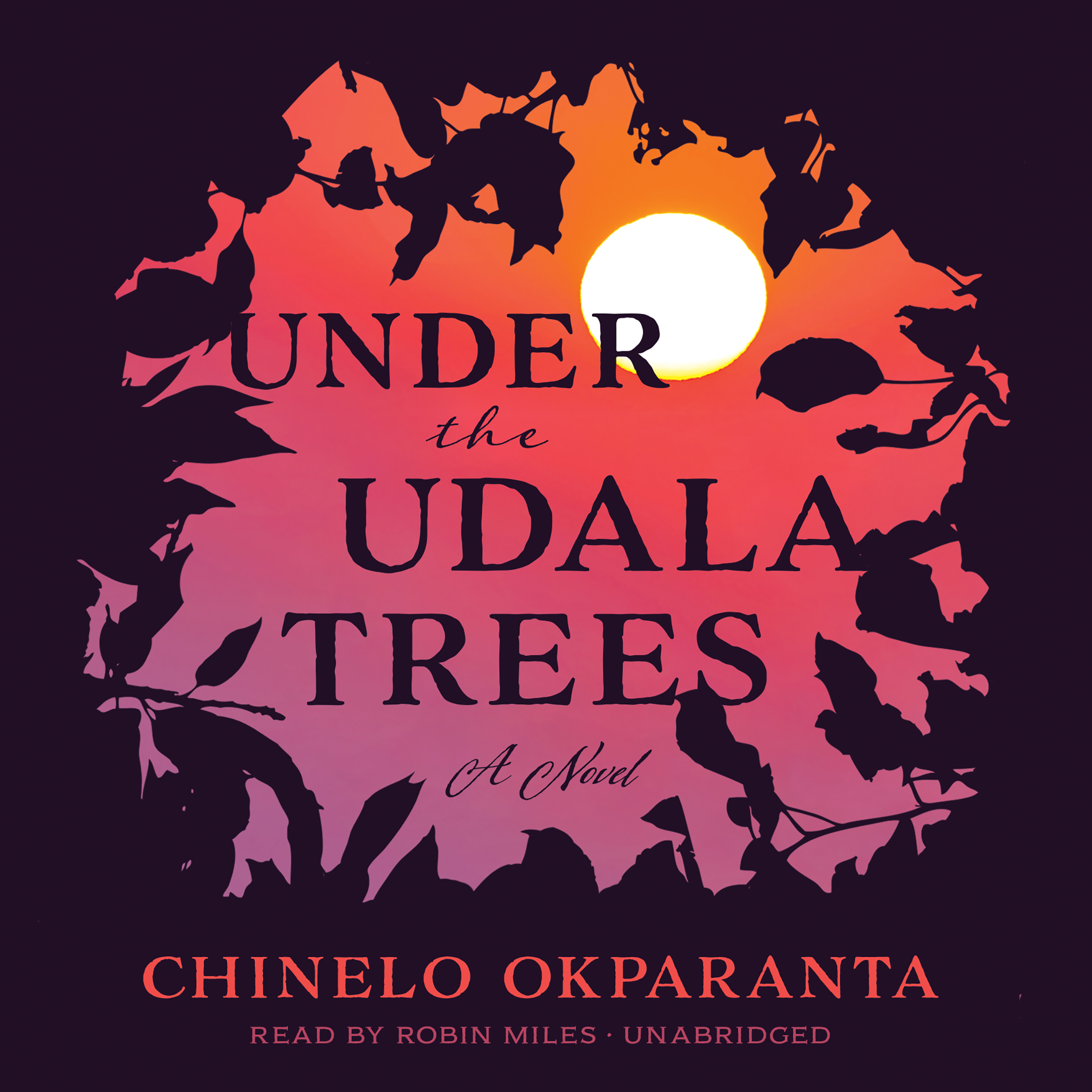Printable Under the Udala Trees Audiobook Cover Art