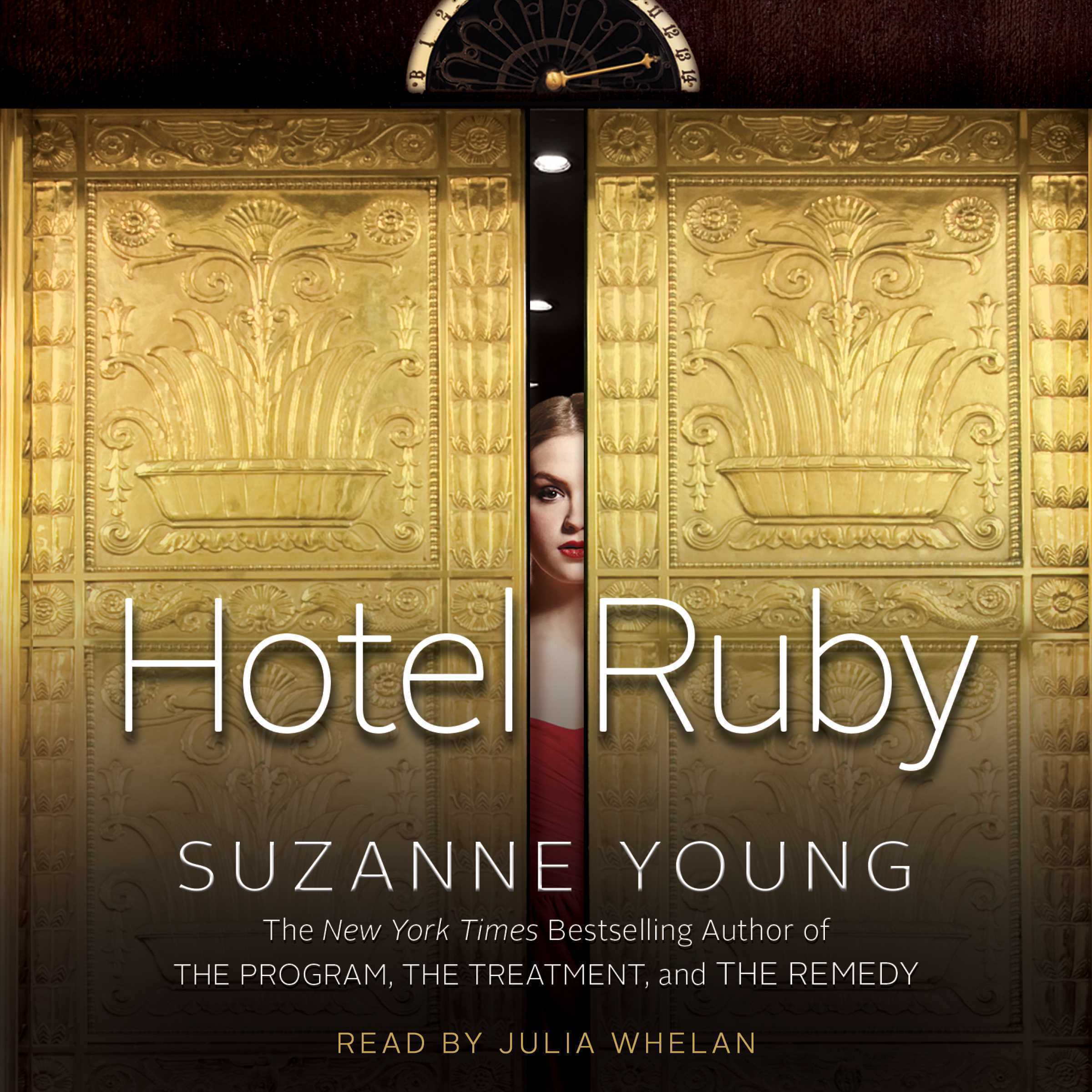 Printable Hotel Ruby Audiobook Cover Art