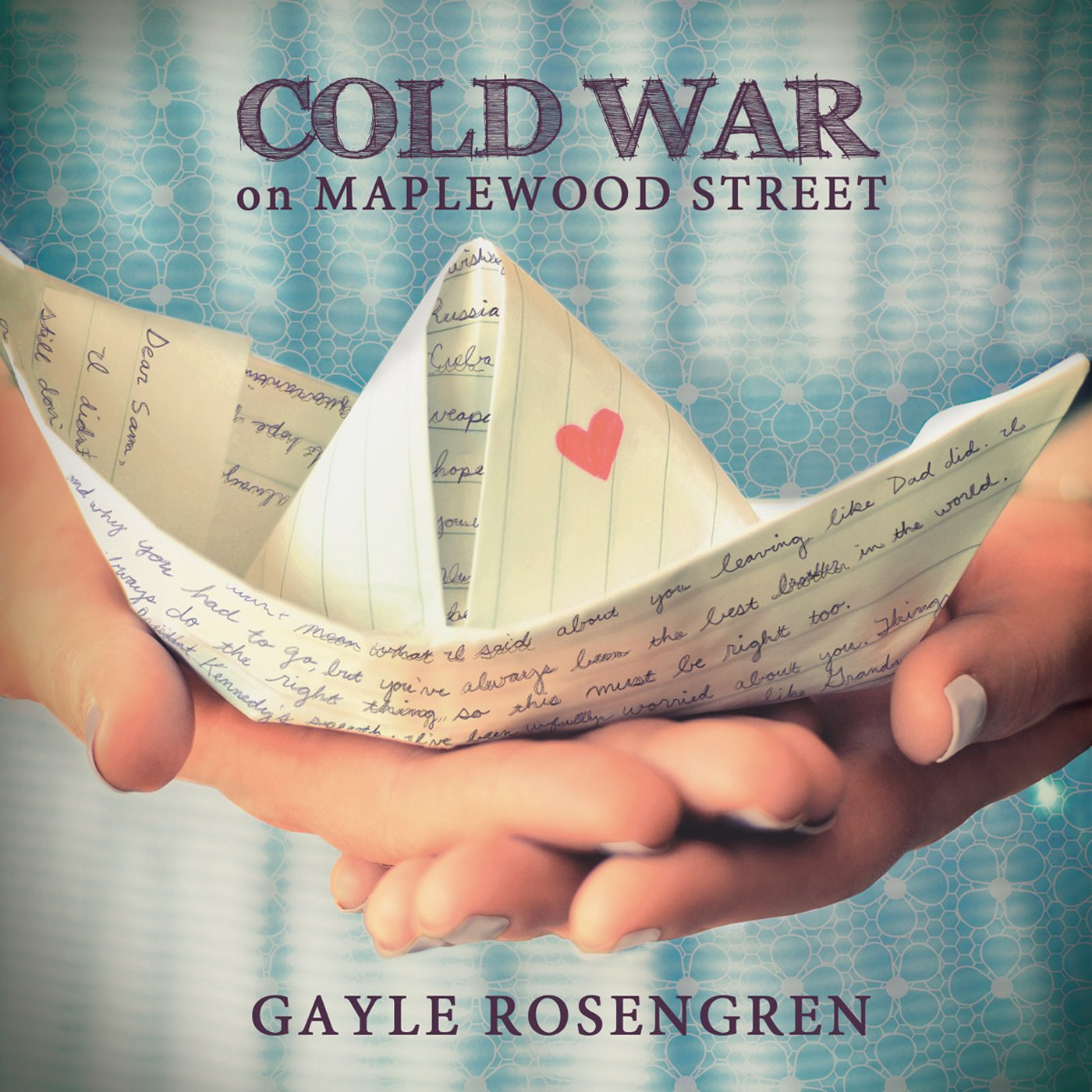Printable Cold War on Maplewood Street Audiobook Cover Art