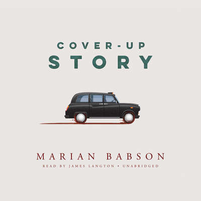 Cover-Up Story Audiobook, by Marian Babson