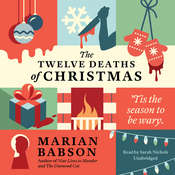 The Twelve Deaths of Christmas Audiobook, by Marian Babson