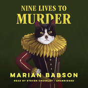 Nine Lives to Murder Audiobook, by Marian Babson