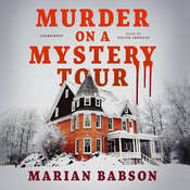 Murder on a Mystery Tour Audiobook, by Marian Babson