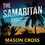The Samaritan Audiobook, by Mason Cross