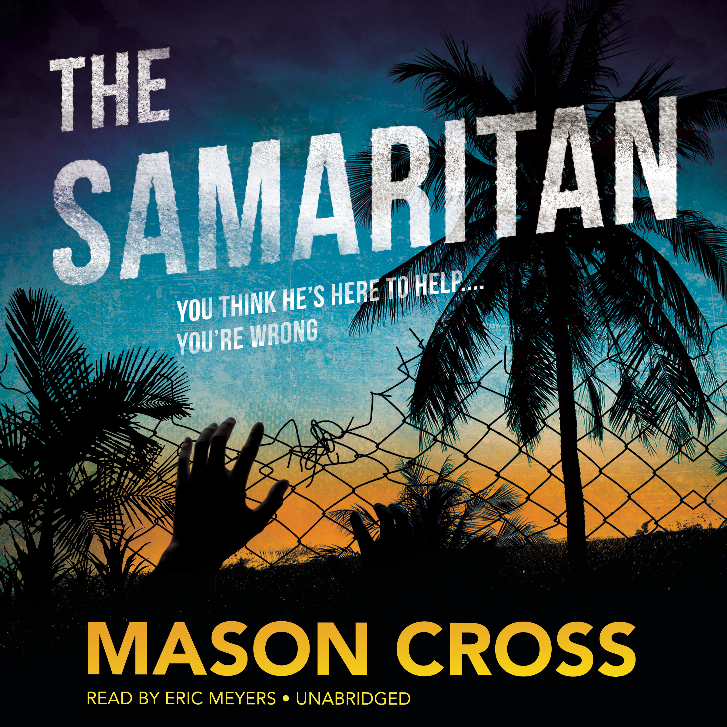 Printable The Samaritan Audiobook Cover Art