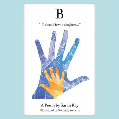 B Audiobook, by Sarah Kay
