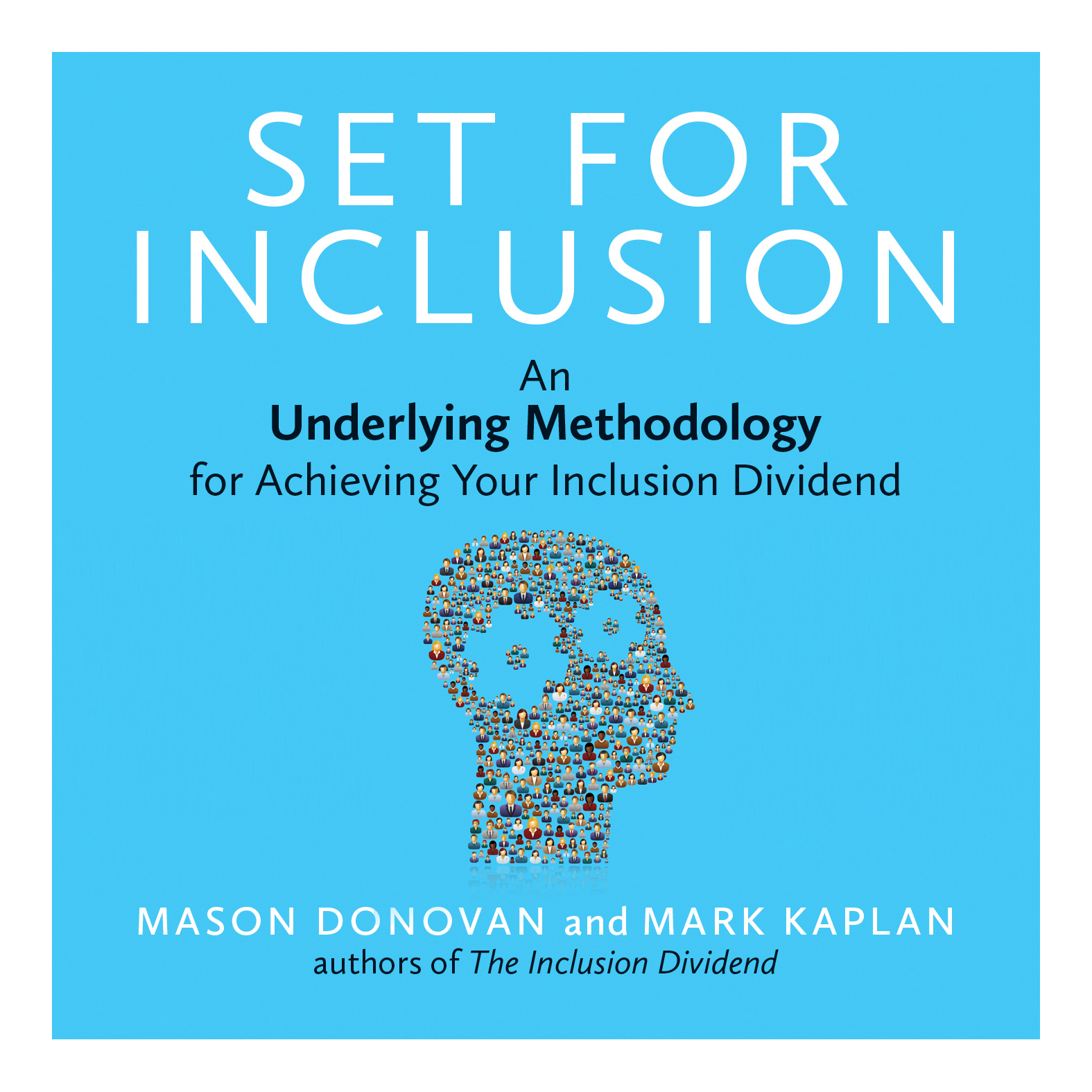Printable SET for Inclusion: An Underlying Methodology for Achieving Your Inclusion Dividend Audiobook Cover Art