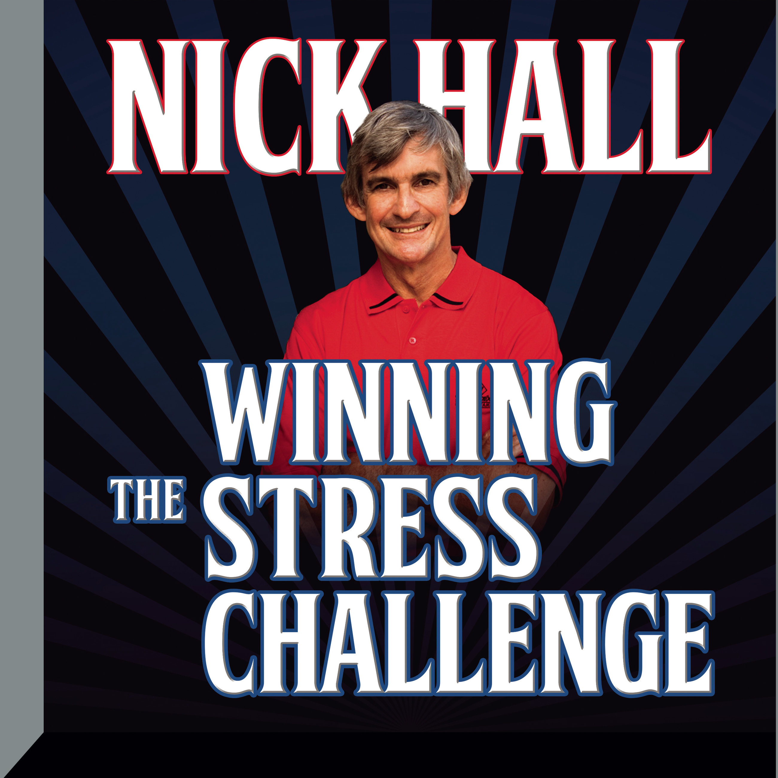 Printable Winning the Stress Challenge Audiobook Cover Art