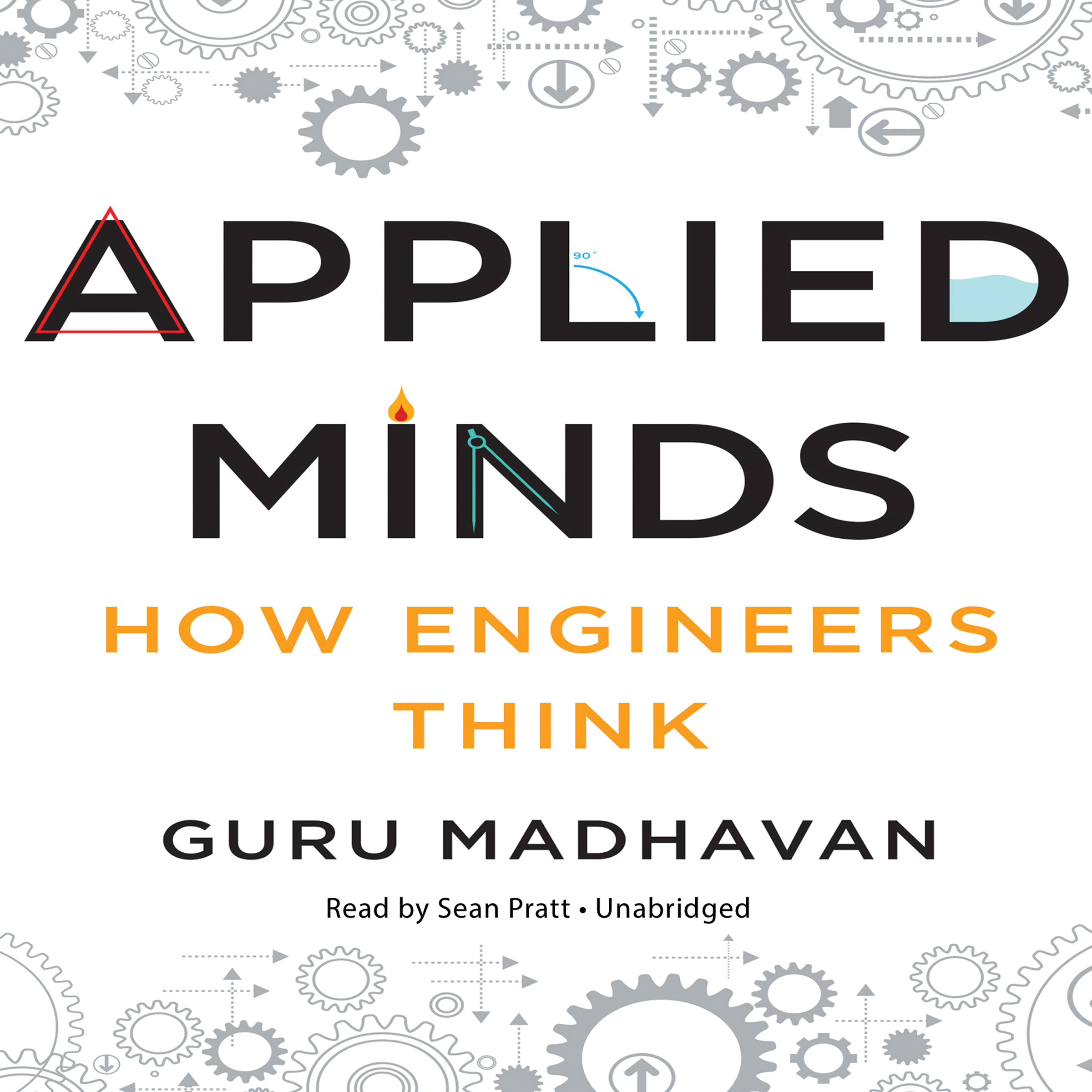 Printable Applied Minds: How Engineers Think Audiobook Cover Art
