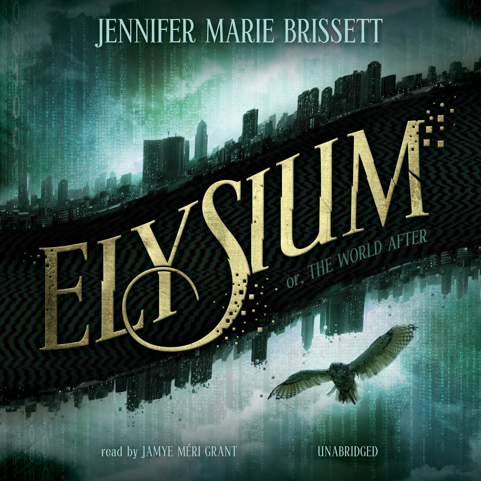 Printable Elysium: Or, The World After Audiobook Cover Art