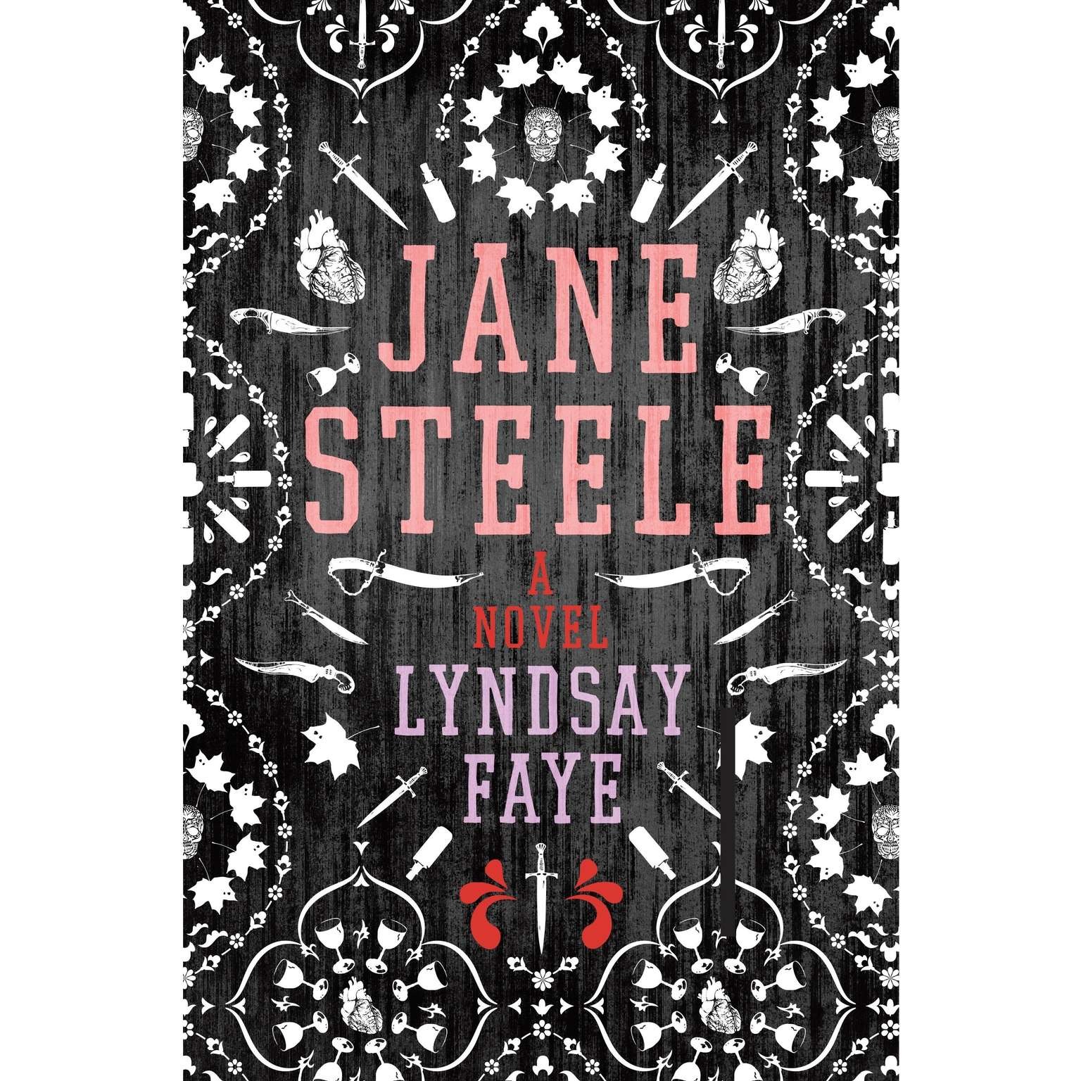 Printable Jane Steele: A Novel Audiobook Cover Art