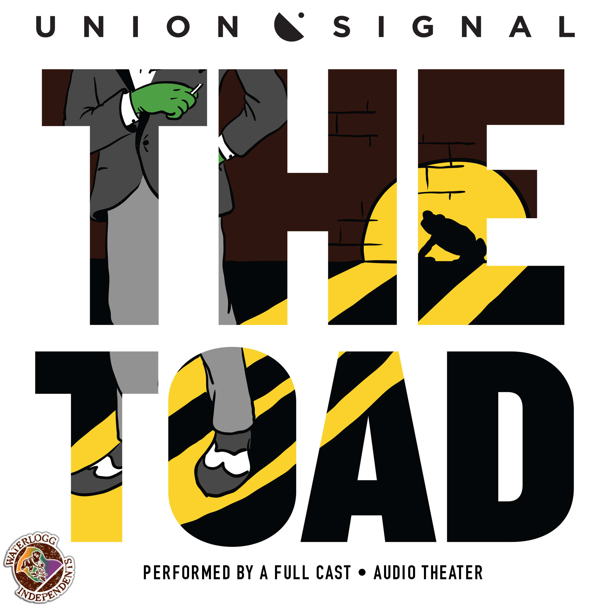 Printable The Toad Audiobook Cover Art