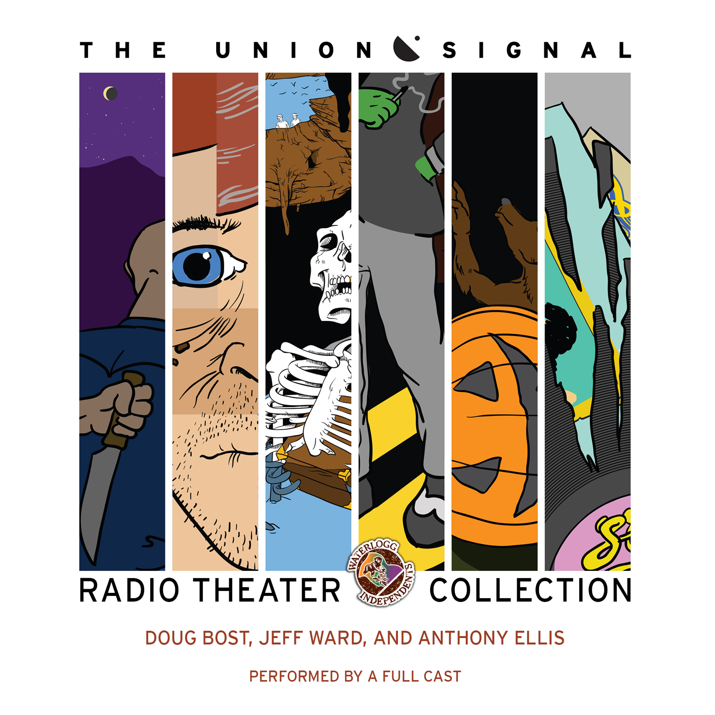 Printable The Union Signal Radio Theater Collection Audiobook Cover Art