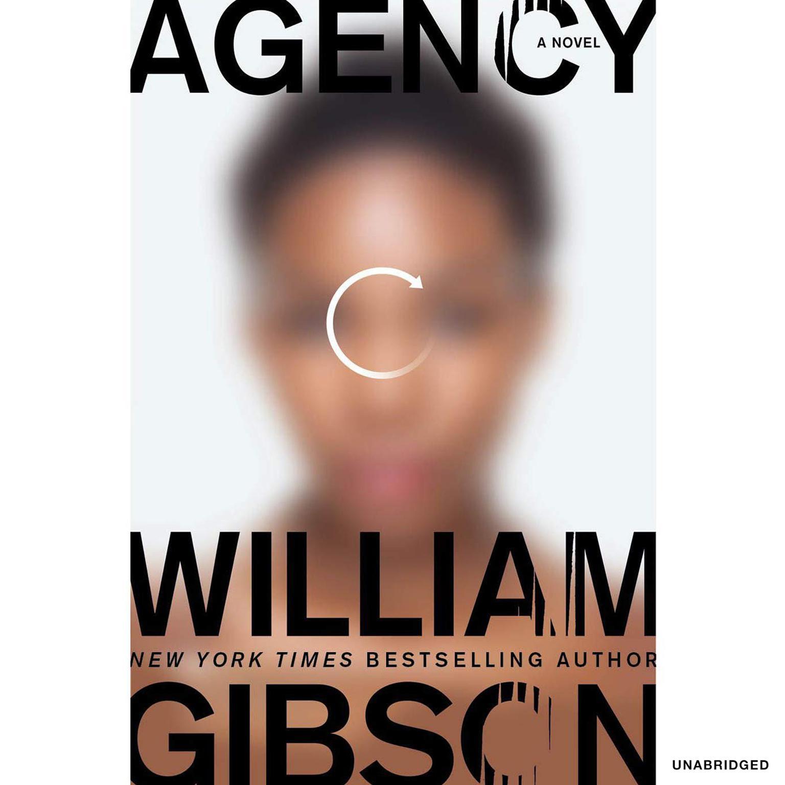 Printable Agency Audiobook Cover Art
