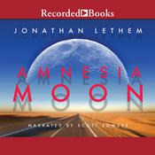 Amnesia Moon Audiobook, by Jonathan Lethem