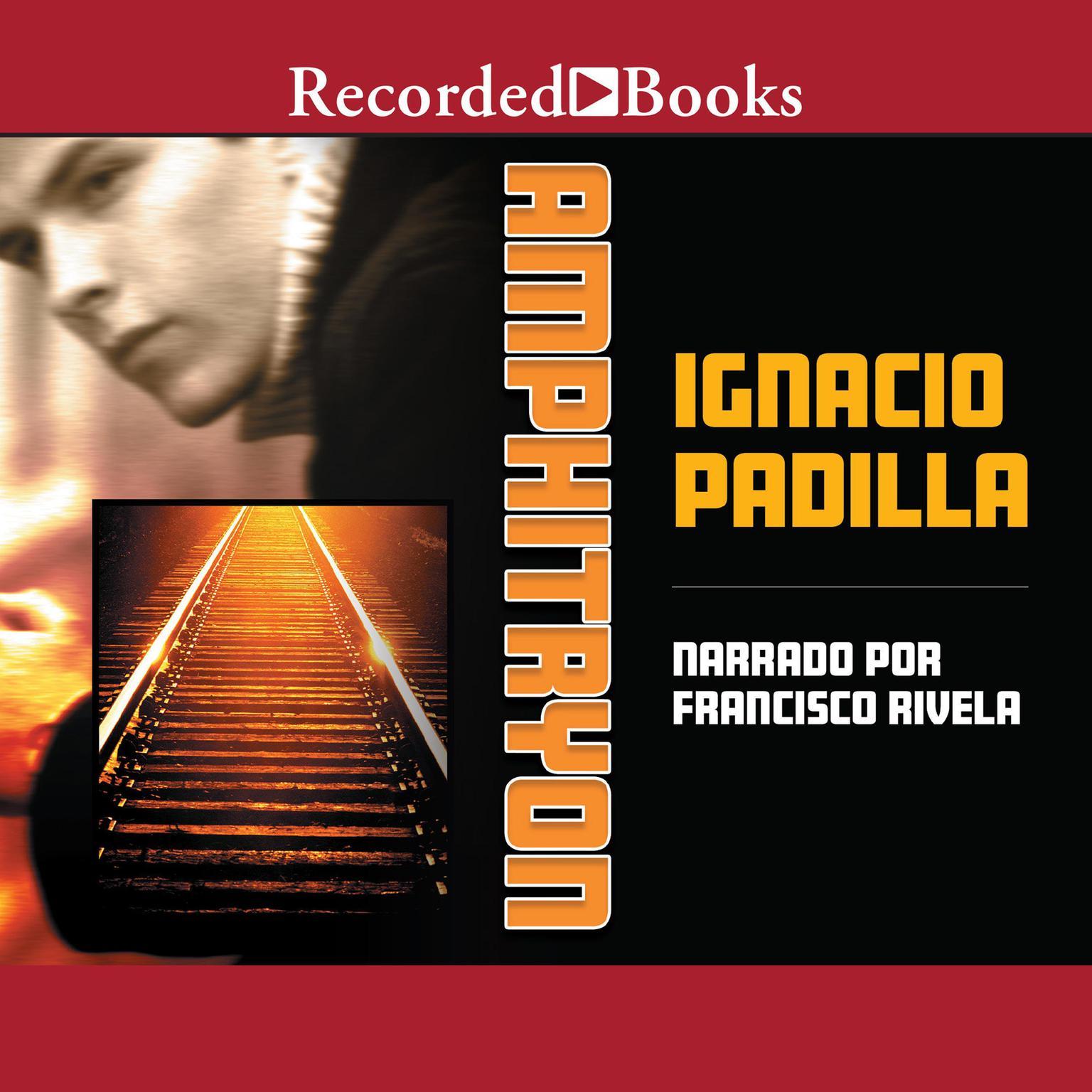 Printable Amphitryon Audiobook Cover Art