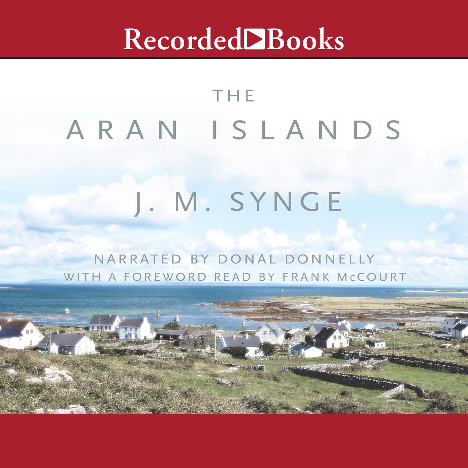 Printable The Aran Islands Audiobook Cover Art