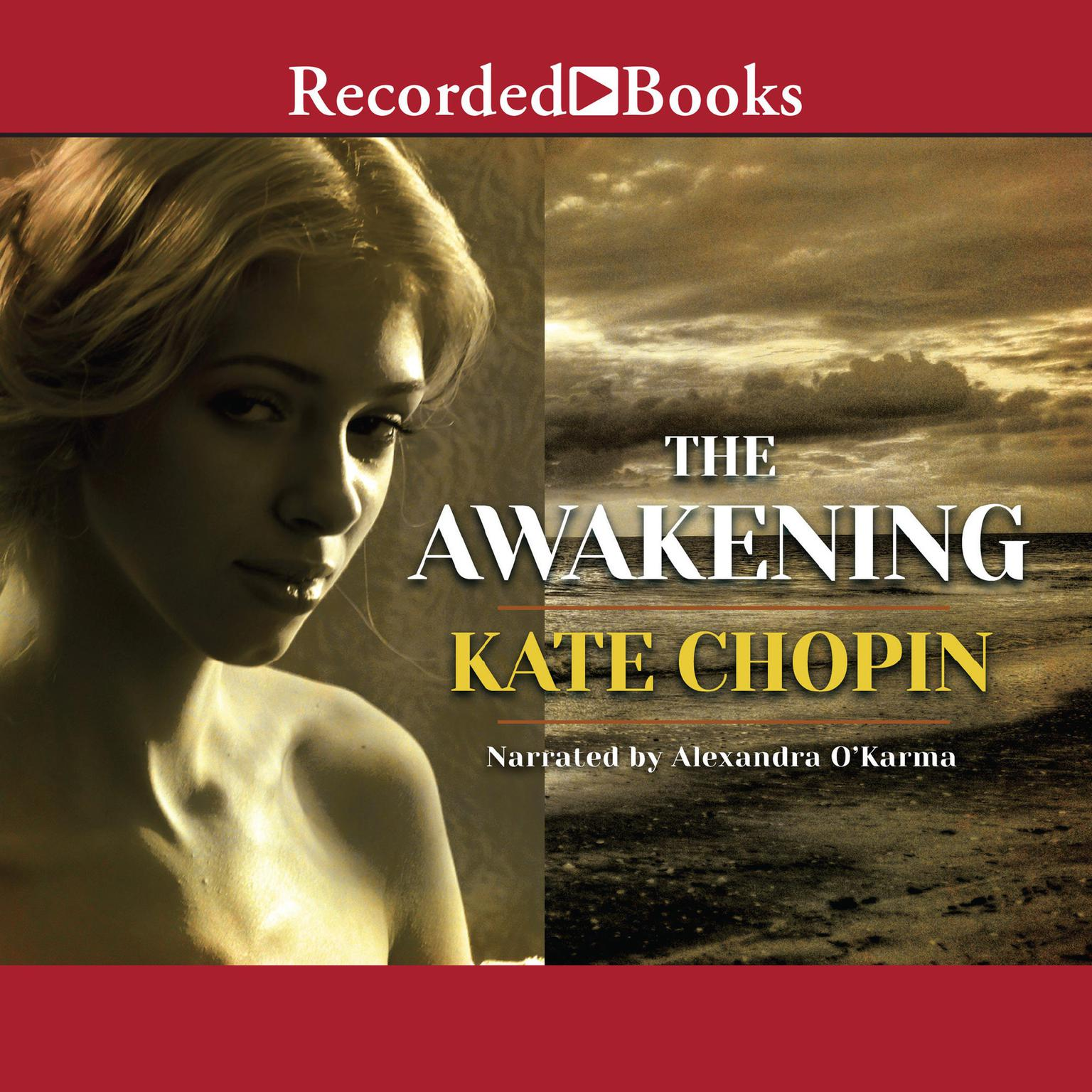 Printable The Awakening Audiobook Cover Art
