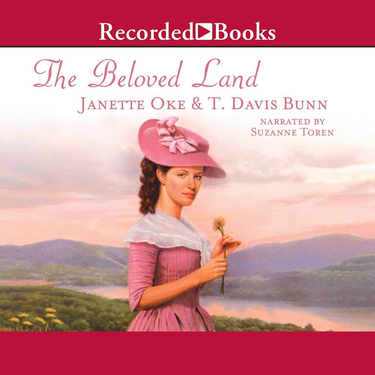Printable The Beloved Land Audiobook Cover Art