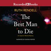 The Best Man to Die Audiobook, by Ruth Rendell