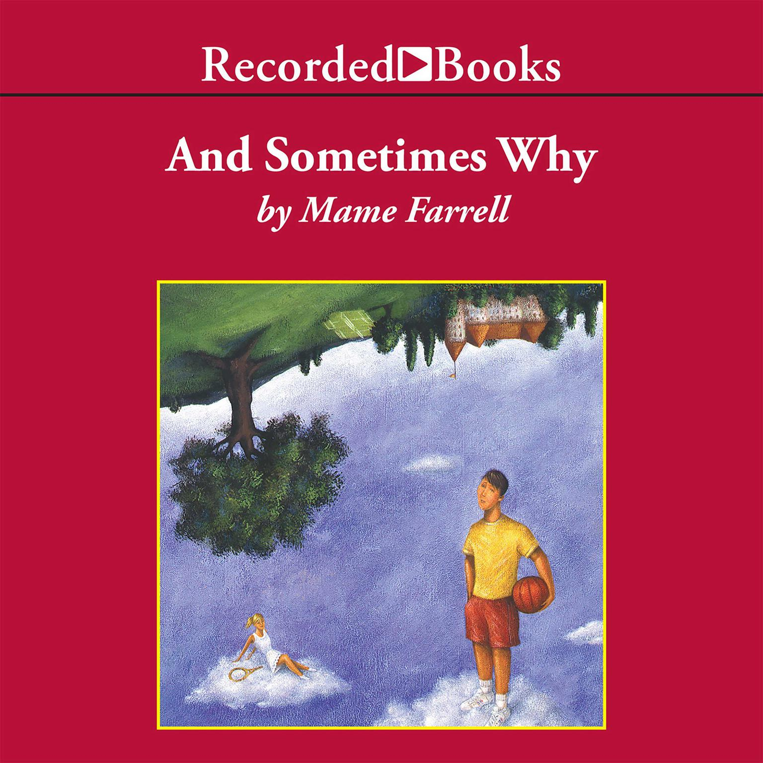 Printable And Sometimes Why Audiobook Cover Art