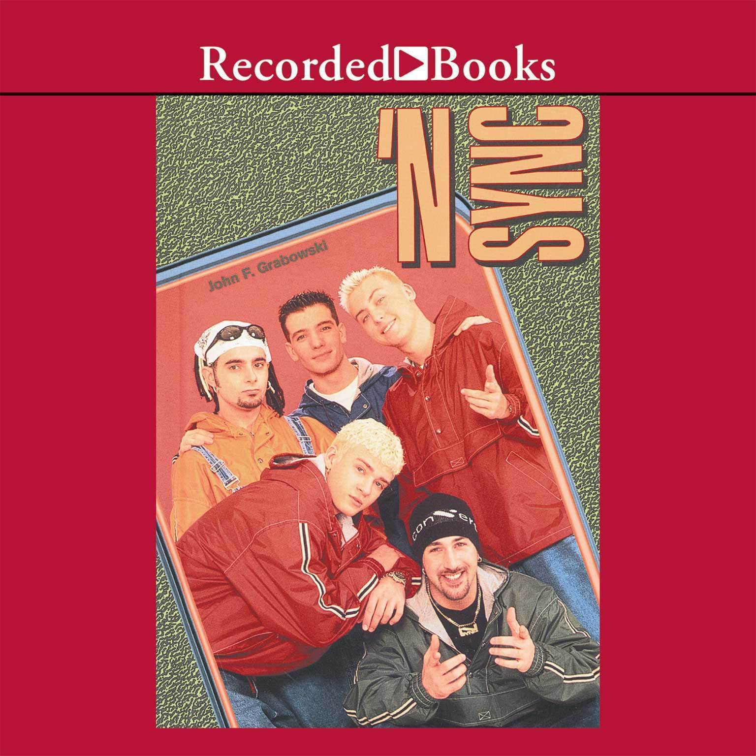 Printable 'N Sync Audiobook Cover Art