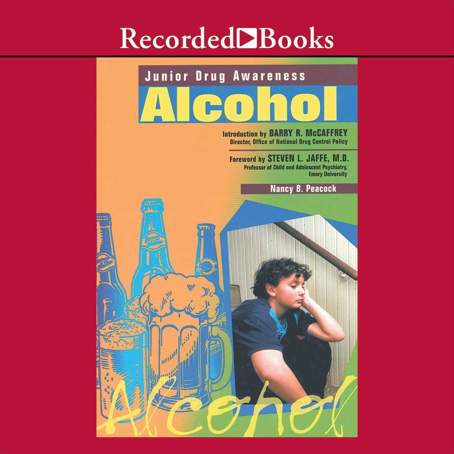 Printable Alcohol Audiobook Cover Art