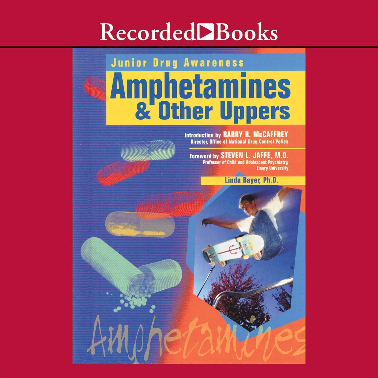 Printable Amphetamines and Other Drugs Audiobook Cover Art