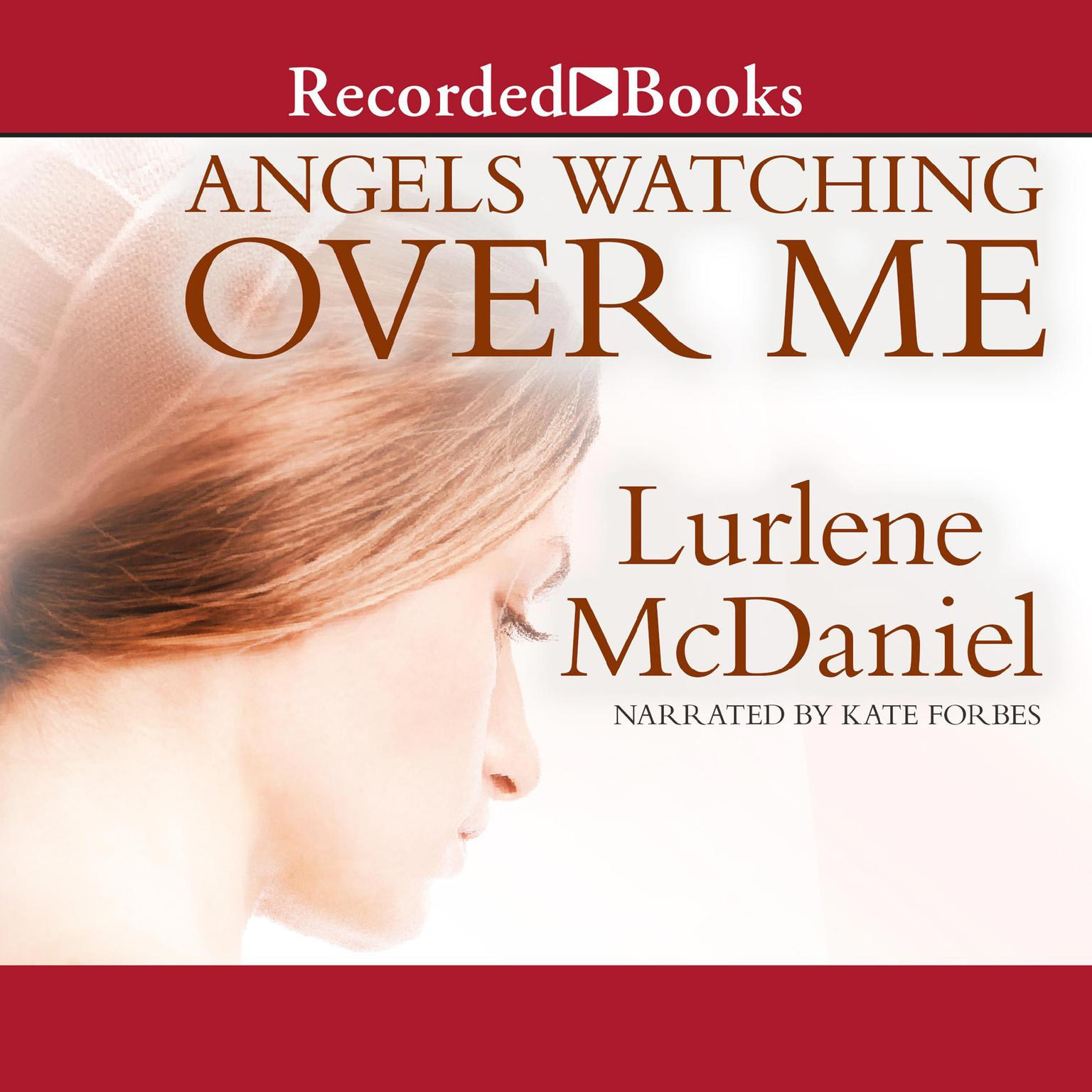 Printable Angels Watching Over Me Audiobook Cover Art