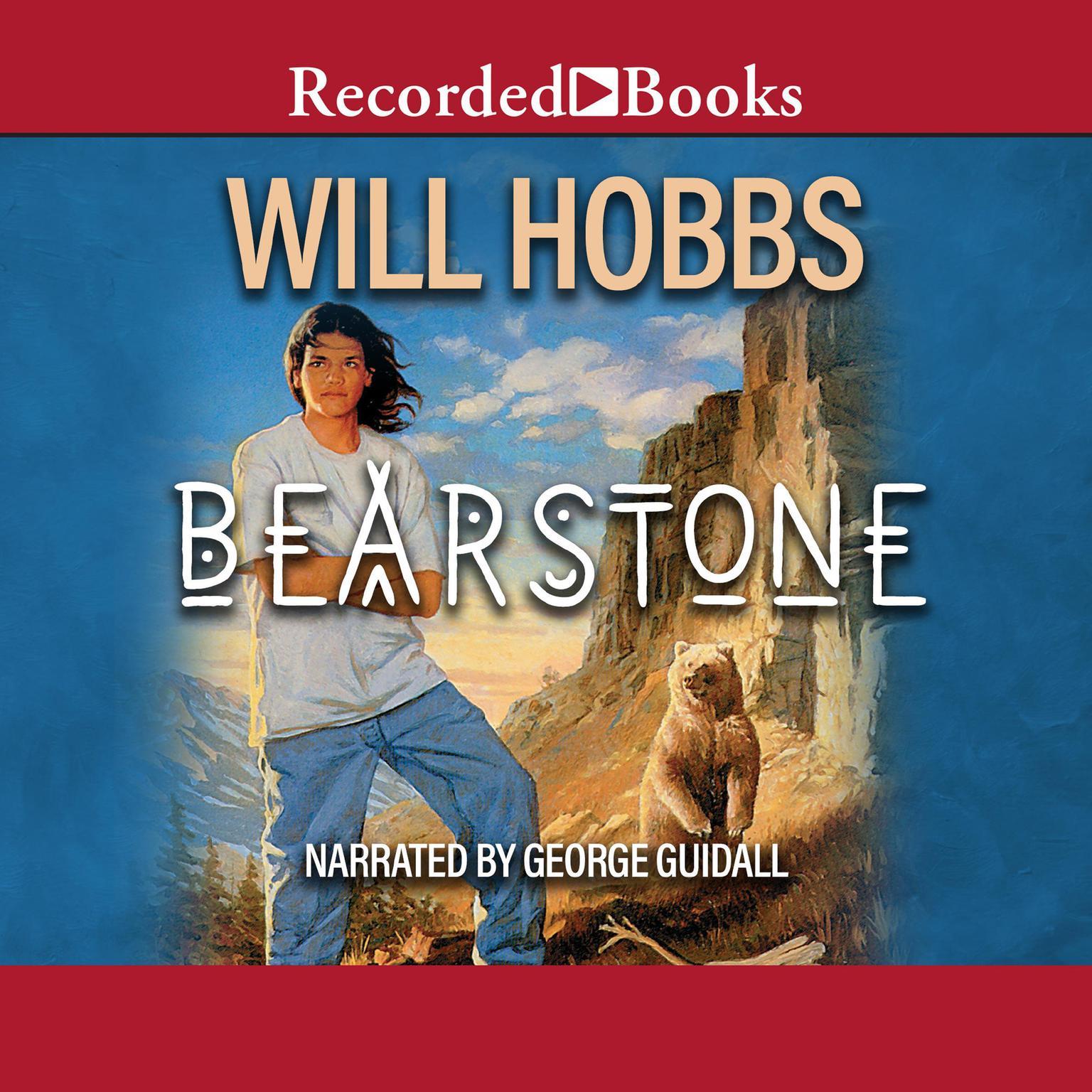 Printable Bearstone Audiobook Cover Art