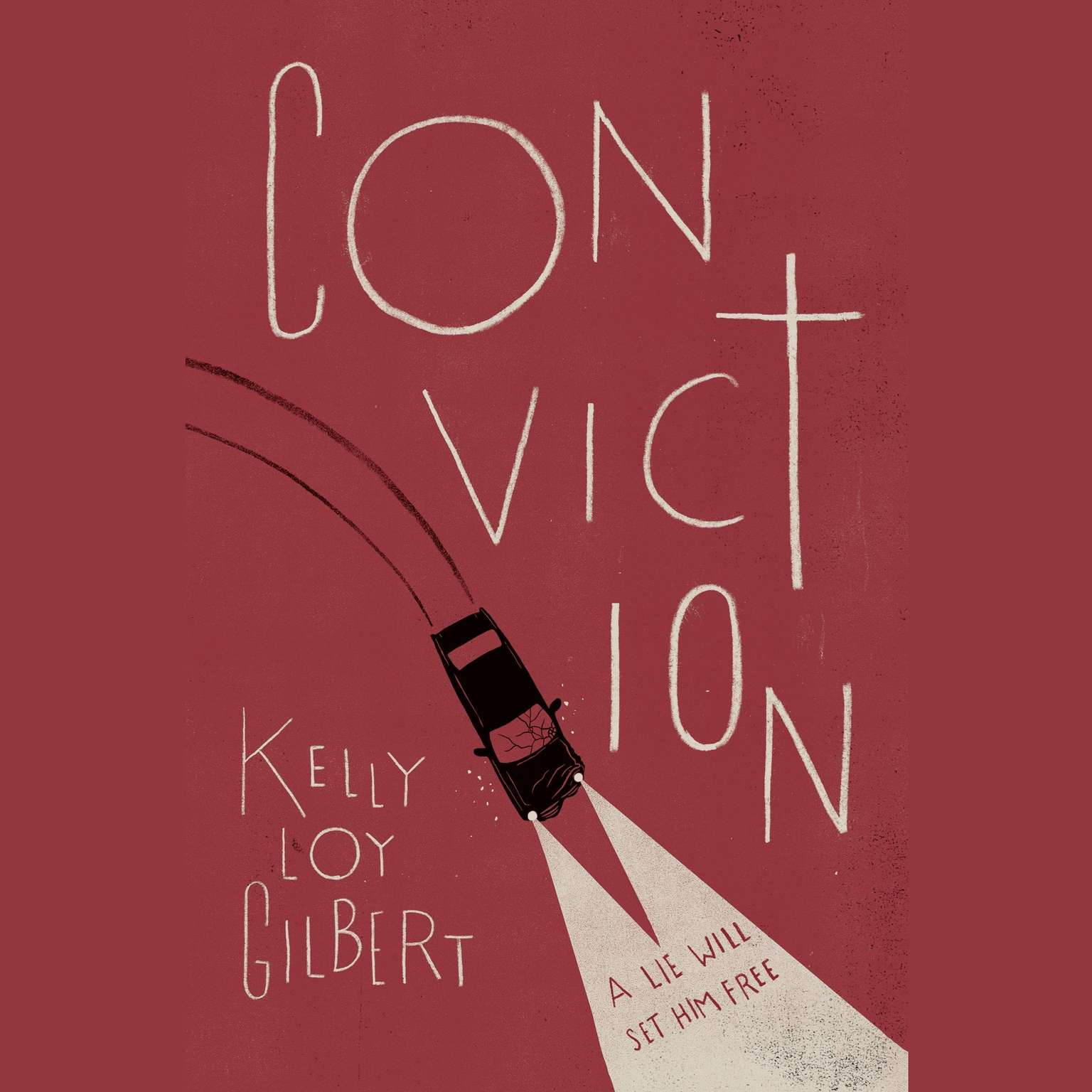 Printable Conviction Audiobook Cover Art