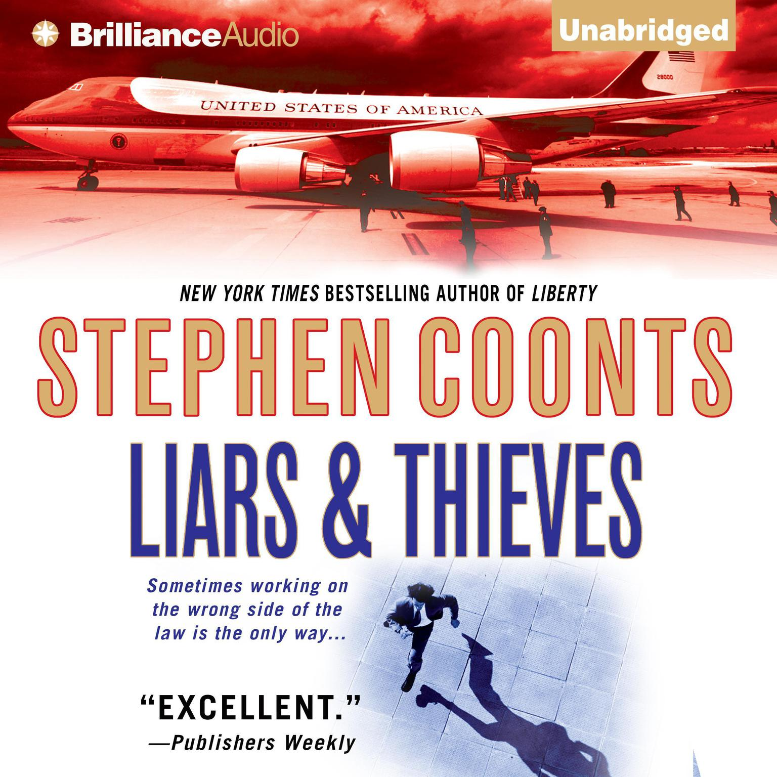 Printable Liars & Thieves Audiobook Cover Art