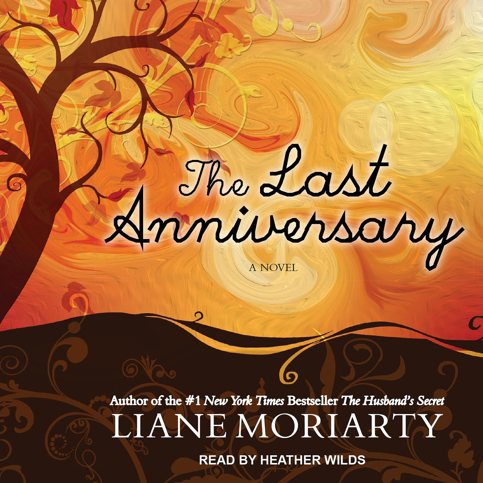 Printable The Last Anniversary Audiobook Cover Art