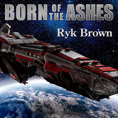 Born of the Ashes Audiobook, by
