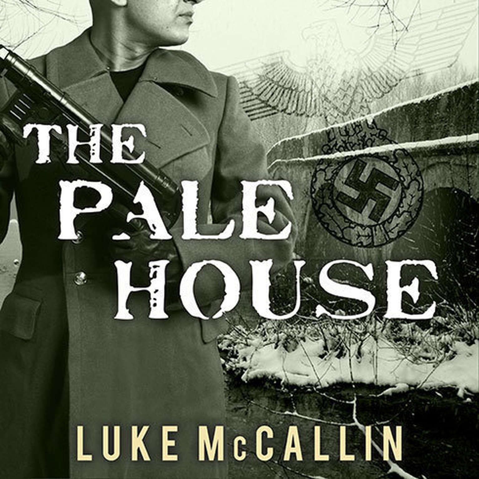 Printable The Pale House Audiobook Cover Art