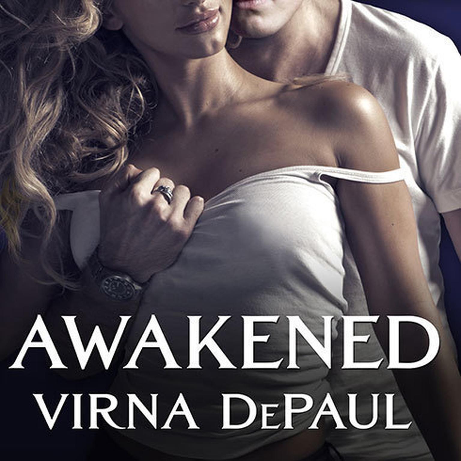 Printable Awakened Audiobook Cover Art