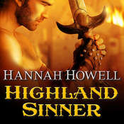 Highland Sinner Audiobook, by Hannah Howell