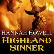 Highland Sinner Audiobook, by Hannah Howell