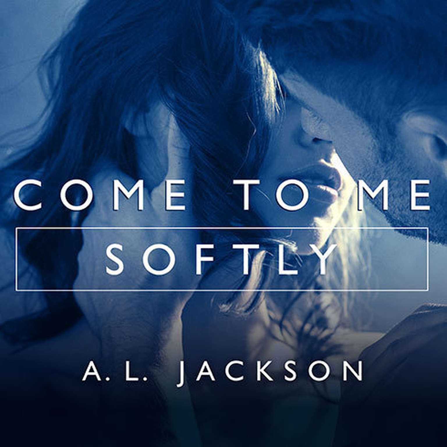 Printable Come to Me Softly Audiobook Cover Art