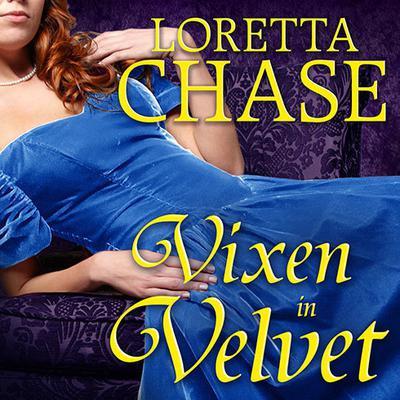 Vixen in Velvet Audiobook, by Loretta Chase
