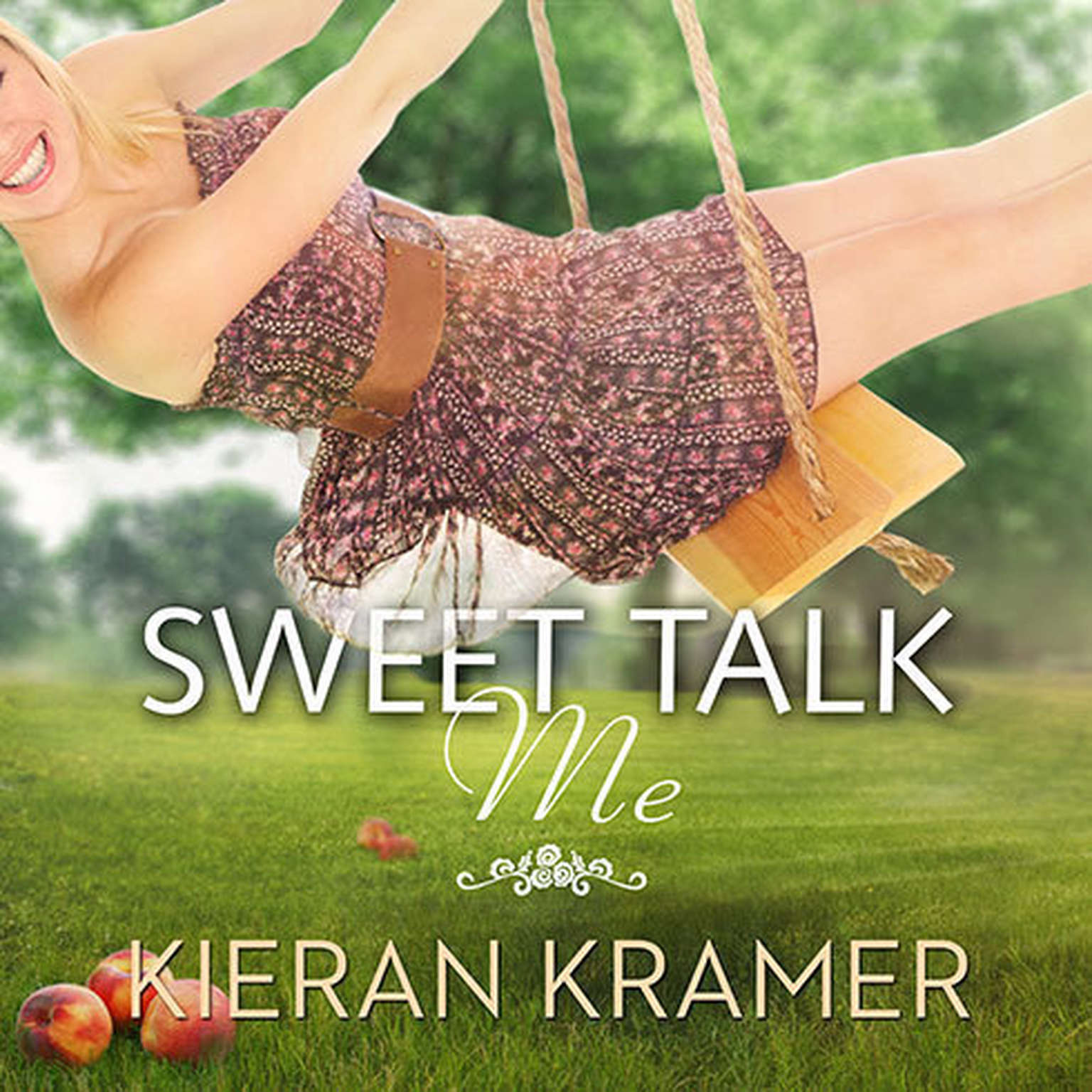Printable Sweet Talk Me Audiobook Cover Art