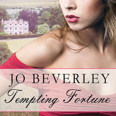 Tempting Fortune Audiobook, by Jo Beverley
