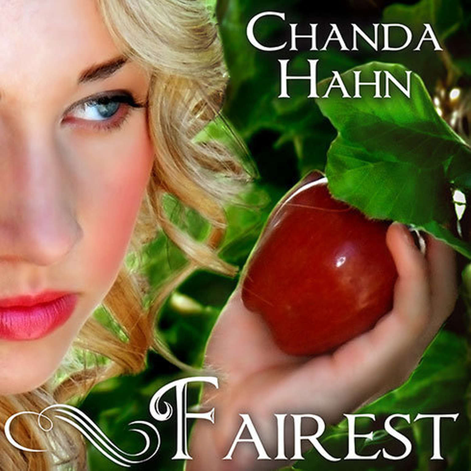 Printable Fairest Audiobook Cover Art