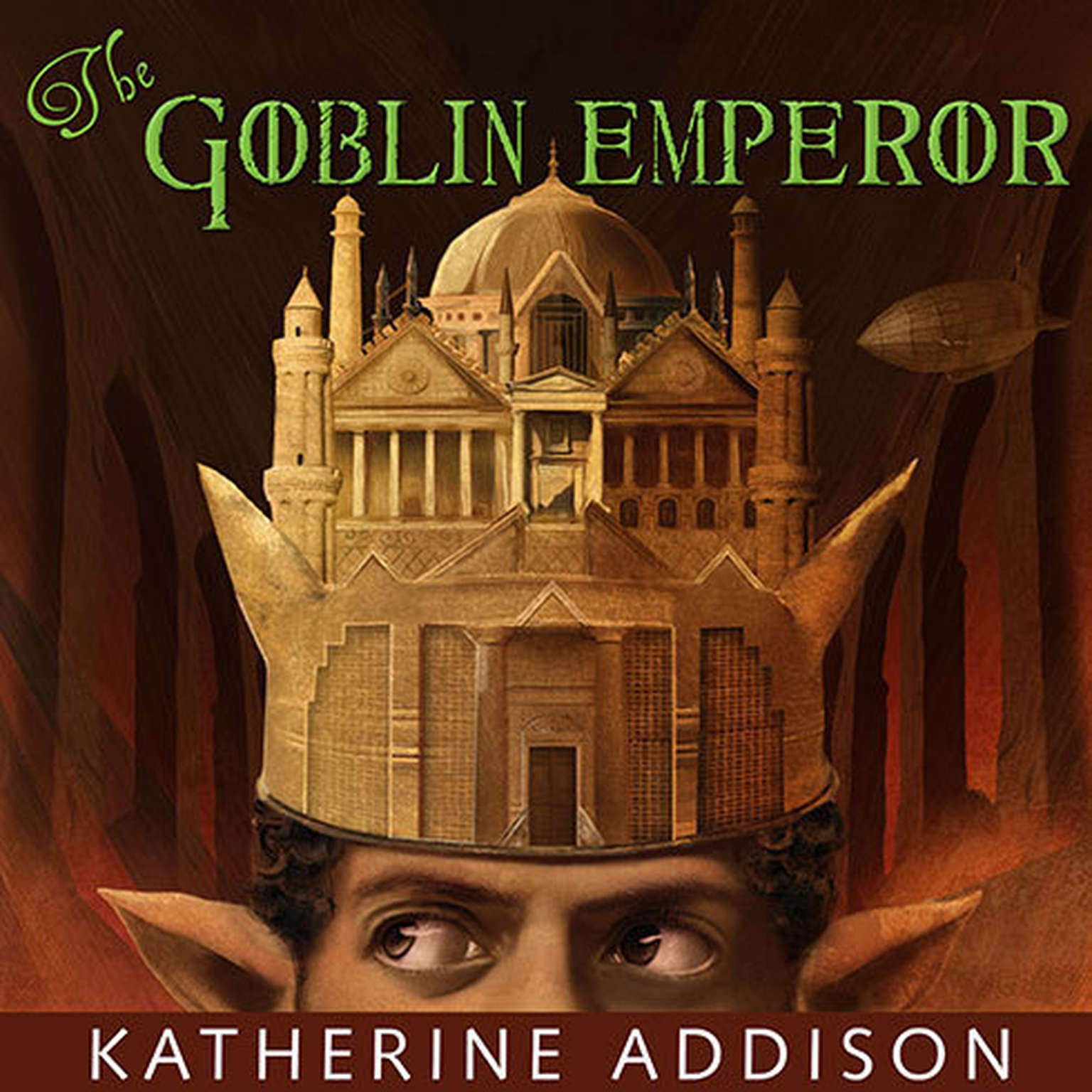 Printable The Goblin Emperor Audiobook Cover Art