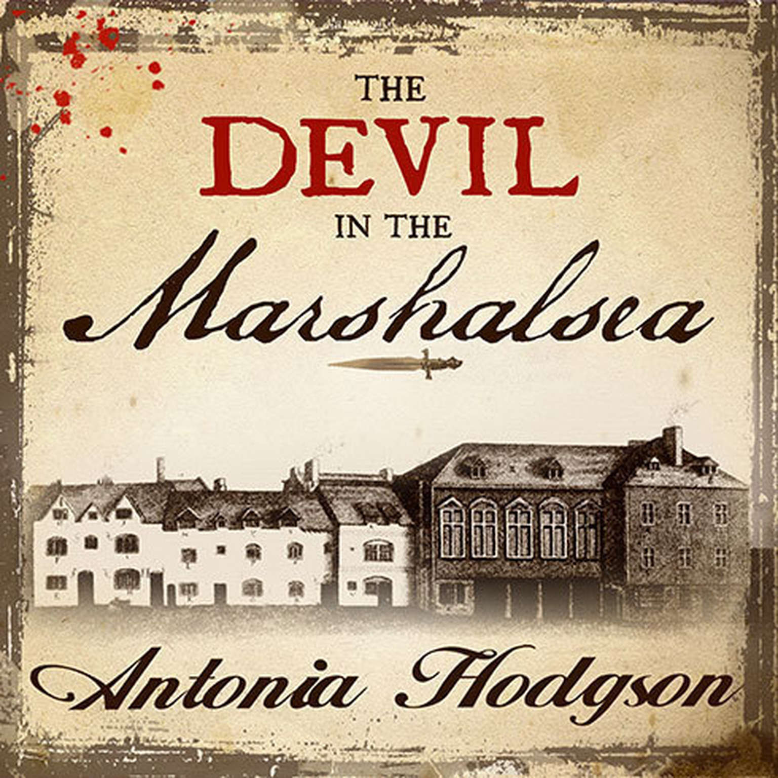 Printable The Devil in the Marshalsea Audiobook Cover Art