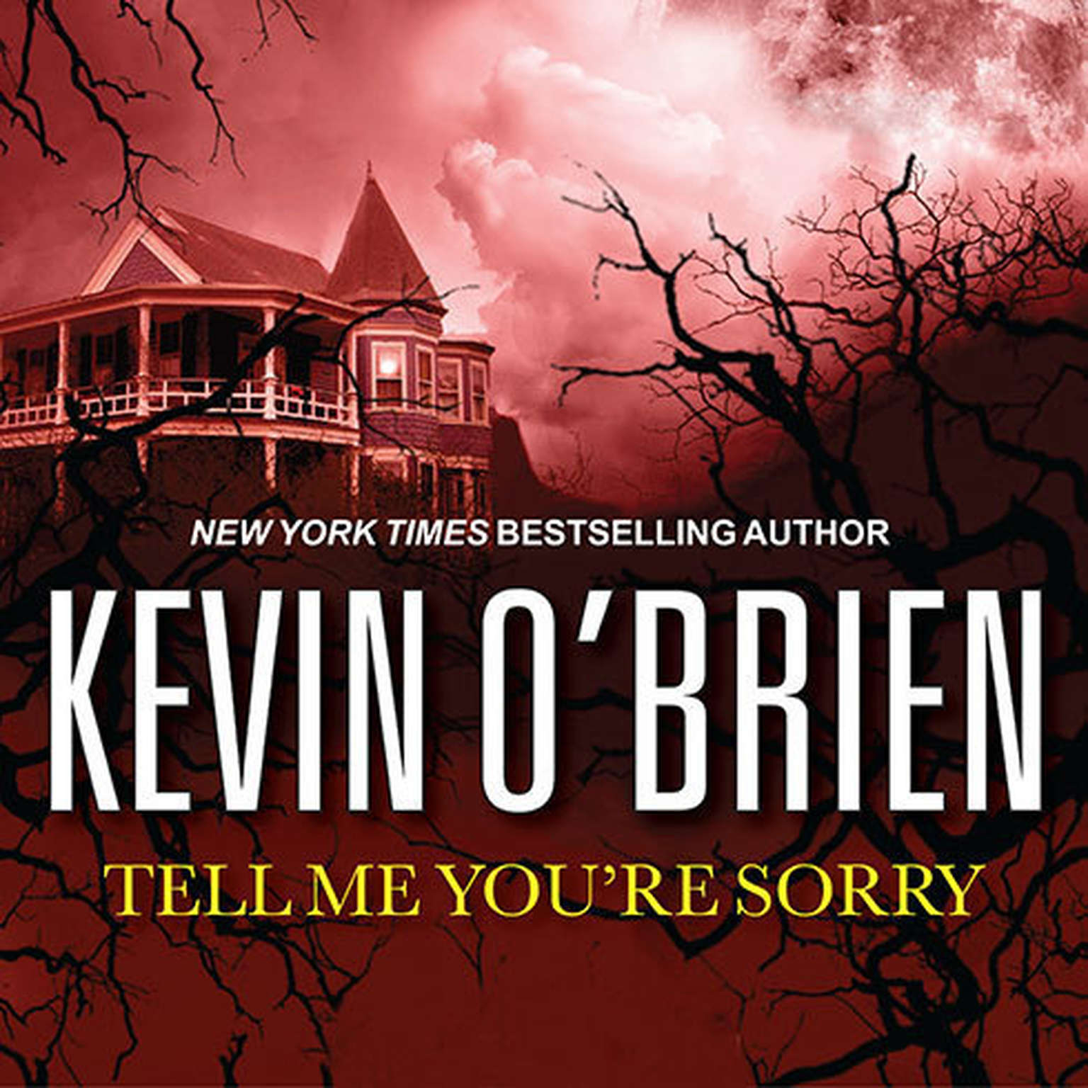 Printable Tell Me You're Sorry Audiobook Cover Art