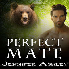 Perfect Mate: A Shifters Unbound Novella Audiobook, by Jennifer Ashley