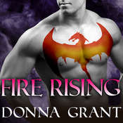 Fire Rising, by Donna Grant