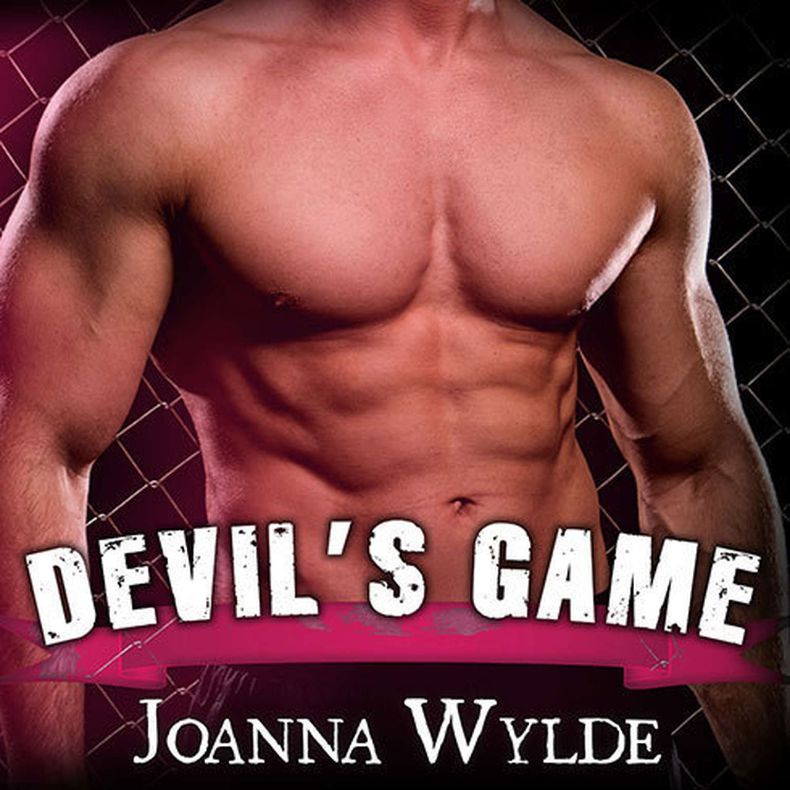 Printable Devil's Game Audiobook Cover Art